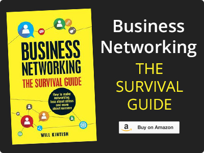 Buy the Business Networking Survival Guide