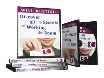 Discover All The Secrets Of Working The Room - Audio File