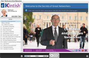 Become A World-Class Networker Anytime, Anyplace, Anywhere