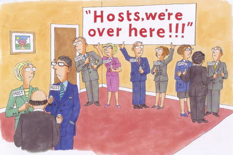 How to host a successful and profitable corporate event